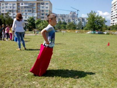 Спортен празник, 2021 г - централа - ДГ №108 Детско царство - София
