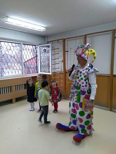 Забава в детската градина - ДГ №108 Детско царство - София